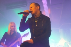 Amaranthe at Warehouse 23, Wakefield 18/03/15