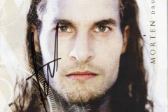Morten from Amaranthe Autograph