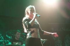 Angel Nation at 02 Academy Islington, London 10/11/15