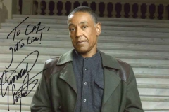 Giancarlo Esposito (Gus Fring in Breaking Bad) Autograph