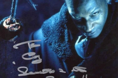 Tony Todd (Candyman) Autograph