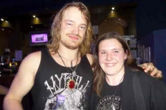Timo from Delain