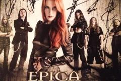 Epica Autographs