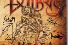 Ex Libris autograph