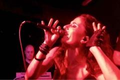 Grace Solero & November-7 at The Dublin Castle, London 17/08/14