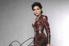 Lana Parrilla Autograph