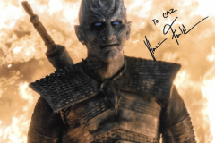 Vladimir Furdik Autograph (The Knight King in Game of Thrones)