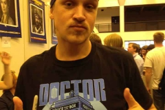Jason Mewes (Jay in the J & Silent Bob movies)