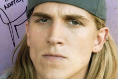 Jason Mewes (Jay in the J & Silent Bob movies) Autograph