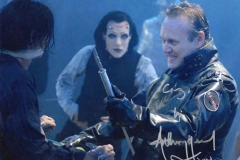 Anthony Head autograph (The Repo-man in Repo the Genetic Opera)