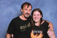 Robert Knepper (T-Bag in Prison Break)