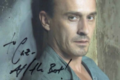 Robert Knepper (T-Bag in Prison Break) Autograph