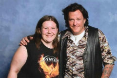 Michael Madsen (Mr Blonde in Reservoir Dogs)