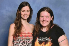 Summer Glau (River in Firefly/Serenity)