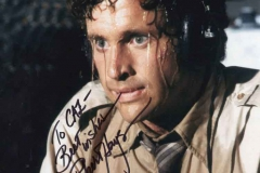 Robert Hays (Ted Striker in Airplane) Autograph