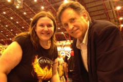 Robert Hays (Ted Striker in Airplane)