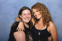 Dina Meyer (Dizzy in Starship Troopers)