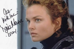 Dina Meyer (Dizzy in Starship Troopers) Autograph