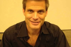 Casper Van Dien (Johnny Rico in Starship Troopers)