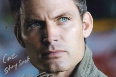 Casper Van Dien (Johnny Rico in Starship Troopers) Autograph