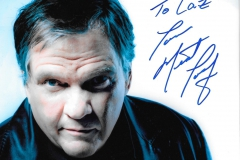 Meatloaf Autograph