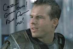 Bill Paxton (Private Hudson in Aliens) Autograph