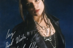 Neve Cambell (Sidney Prescott in Scream) Autograph
