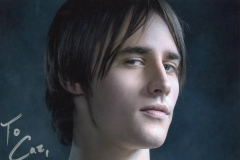 Reeve Carney (Dorian Gray in Penny Dreadful) Autograph