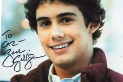 Zach Galligan (Billy Peltzer in Gremlins) Autograph