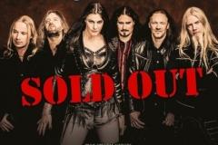 Nightwish at Wembley Arena, London 19/12/15
