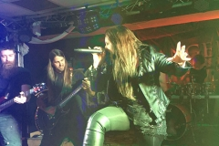 Powderhead & Winter\'s Edge at Met Lounge, Peterborough 23/05/18
