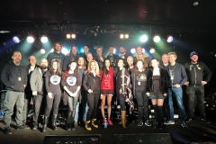 Sirenia, Elyose, Alight, Crossing Eternity, Sound Engineers, Tour Manager, Merch Girls & Drivers