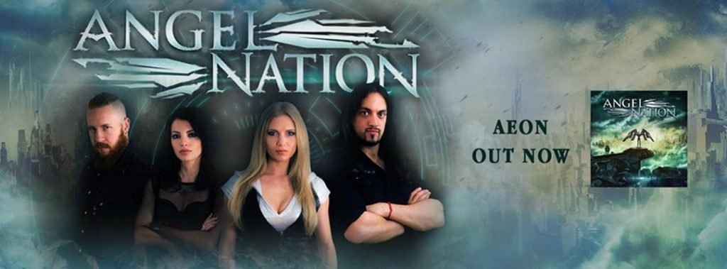 Angel Nation Album Facebook Cover Photo