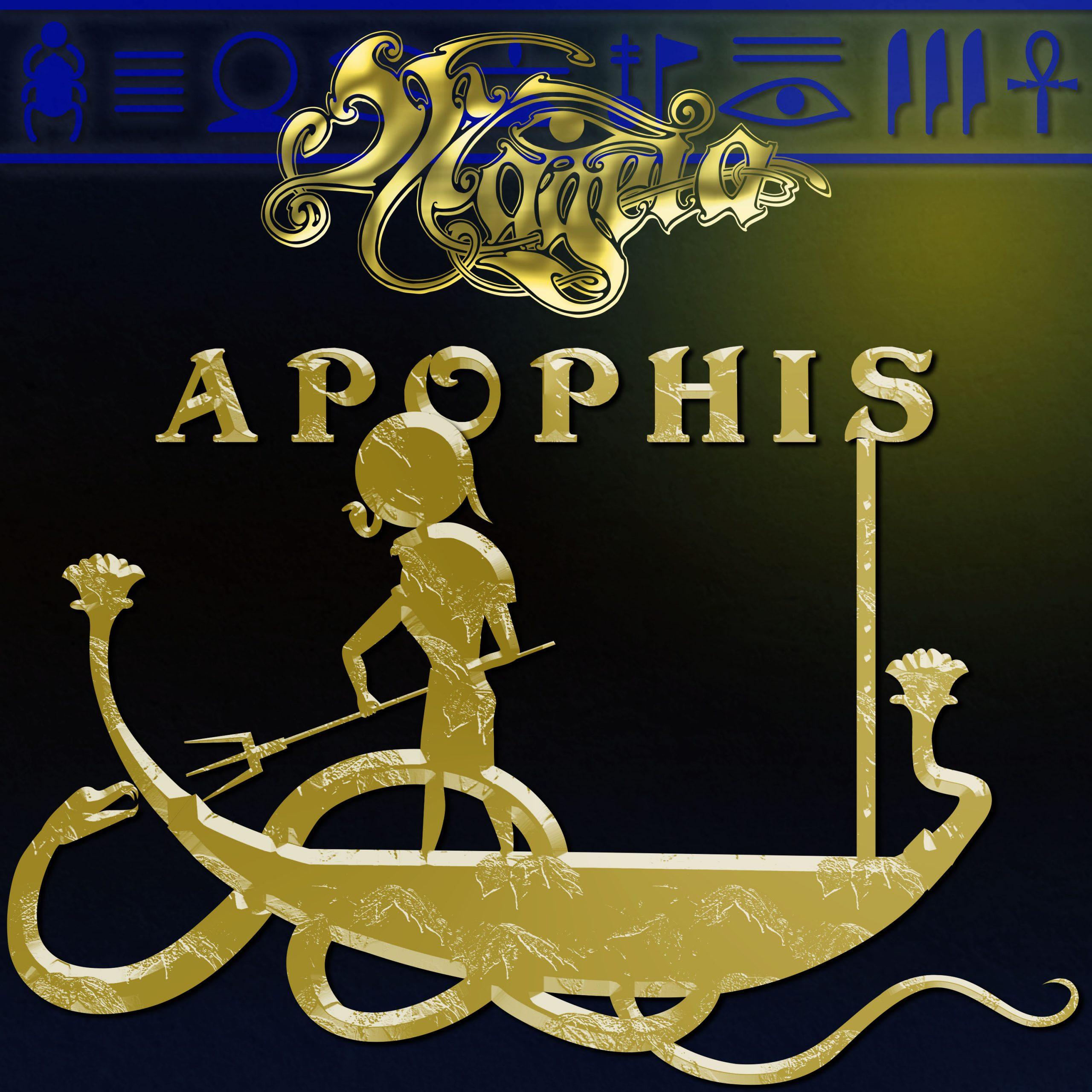 Mageia - Apophis Single Cover